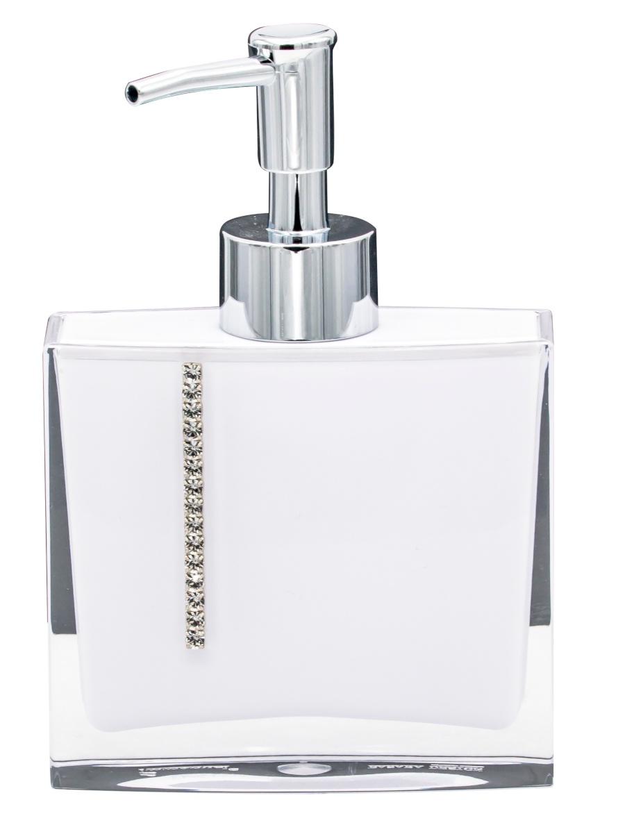 Дозатор для жидкого мыла Classy белый