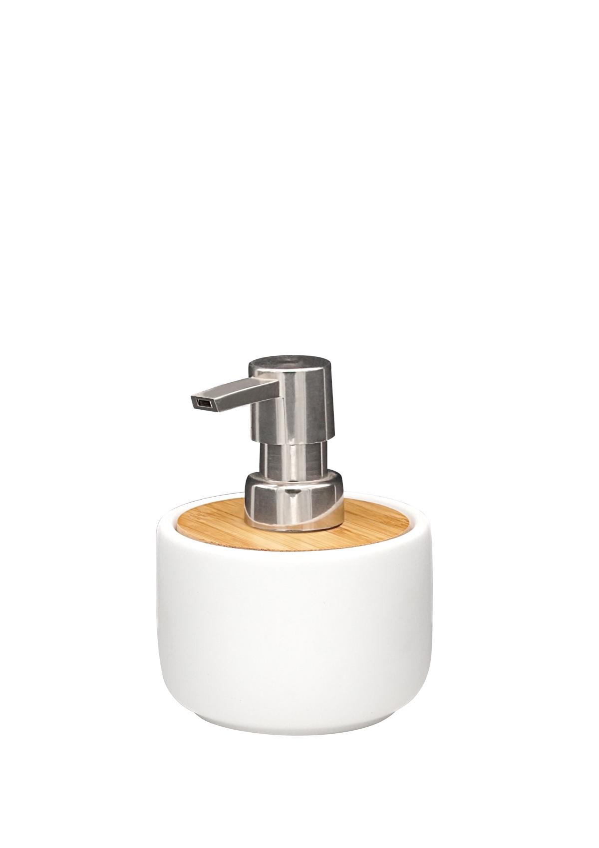 Дозатор для жидкого мыла Fancy белый