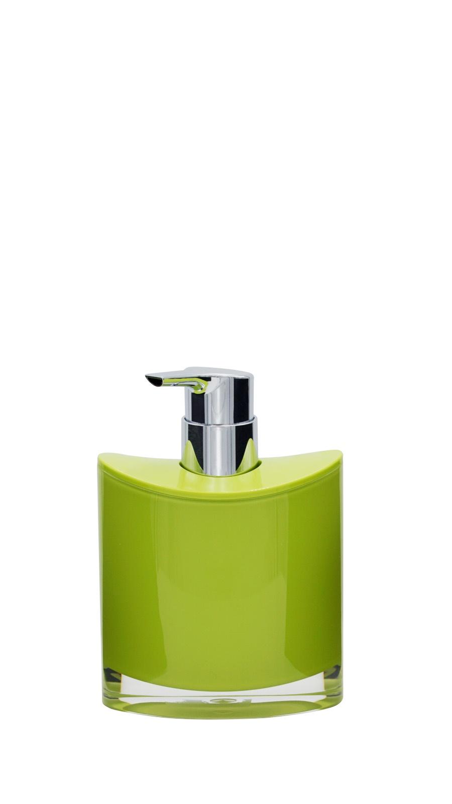 Дозатор для жидкого мыла Gaudy зелёный