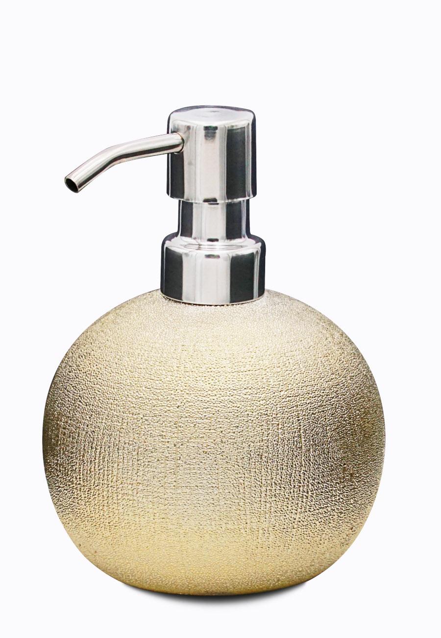 Дозатор для жидкого мыла Lucida золотой