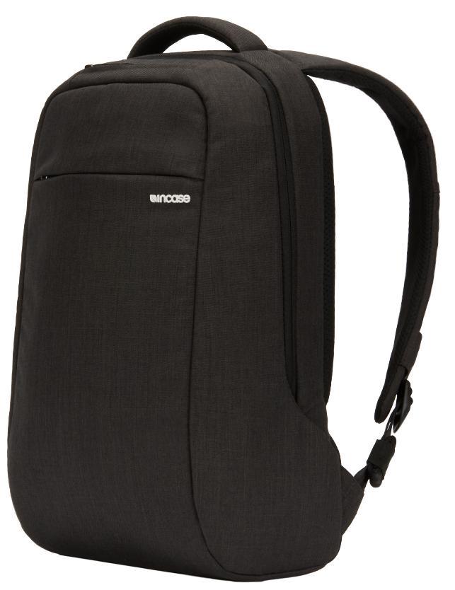 Рюкзак Incase Icon Lite Pack для ноутбуков размером до 15 дюймов. Материал полиэстер. Цвет темно-се сумка incase reform collection для ноутбуков размером до 13 темно серый