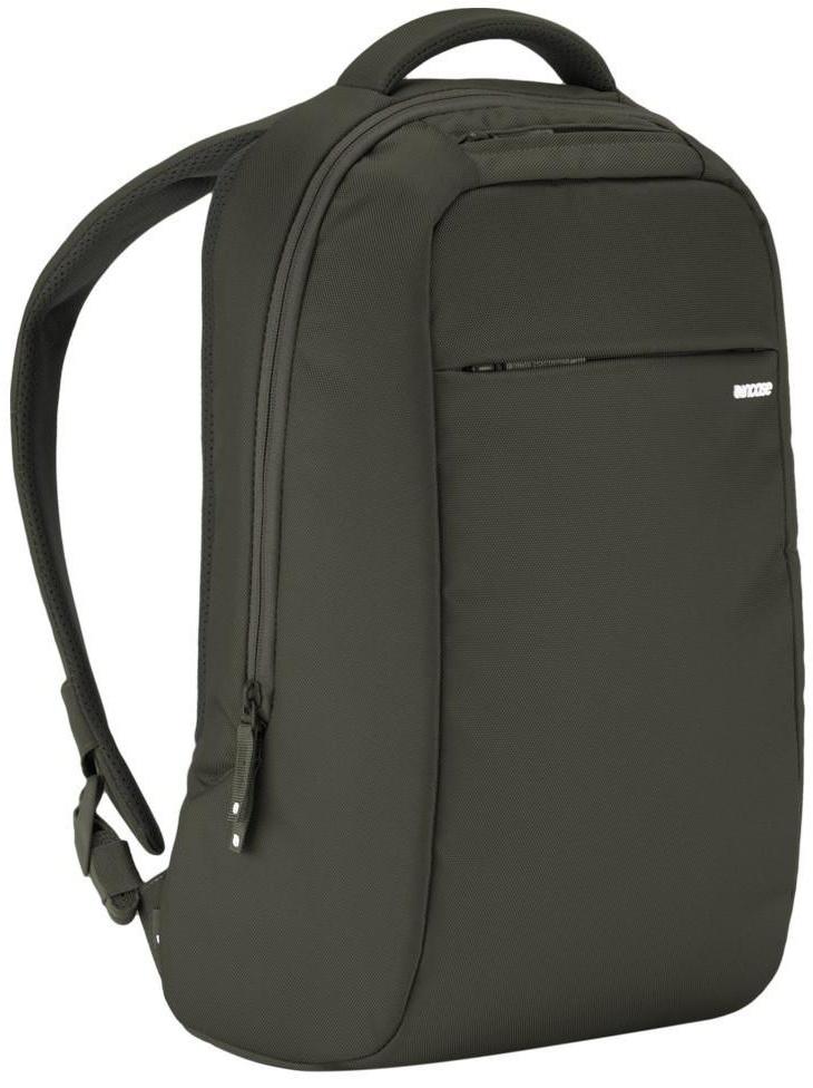"""Рюкзак Incase ICON Lite Pack для ноутбука размером до 15"""" дюймов. Цвет пыльный черный."""