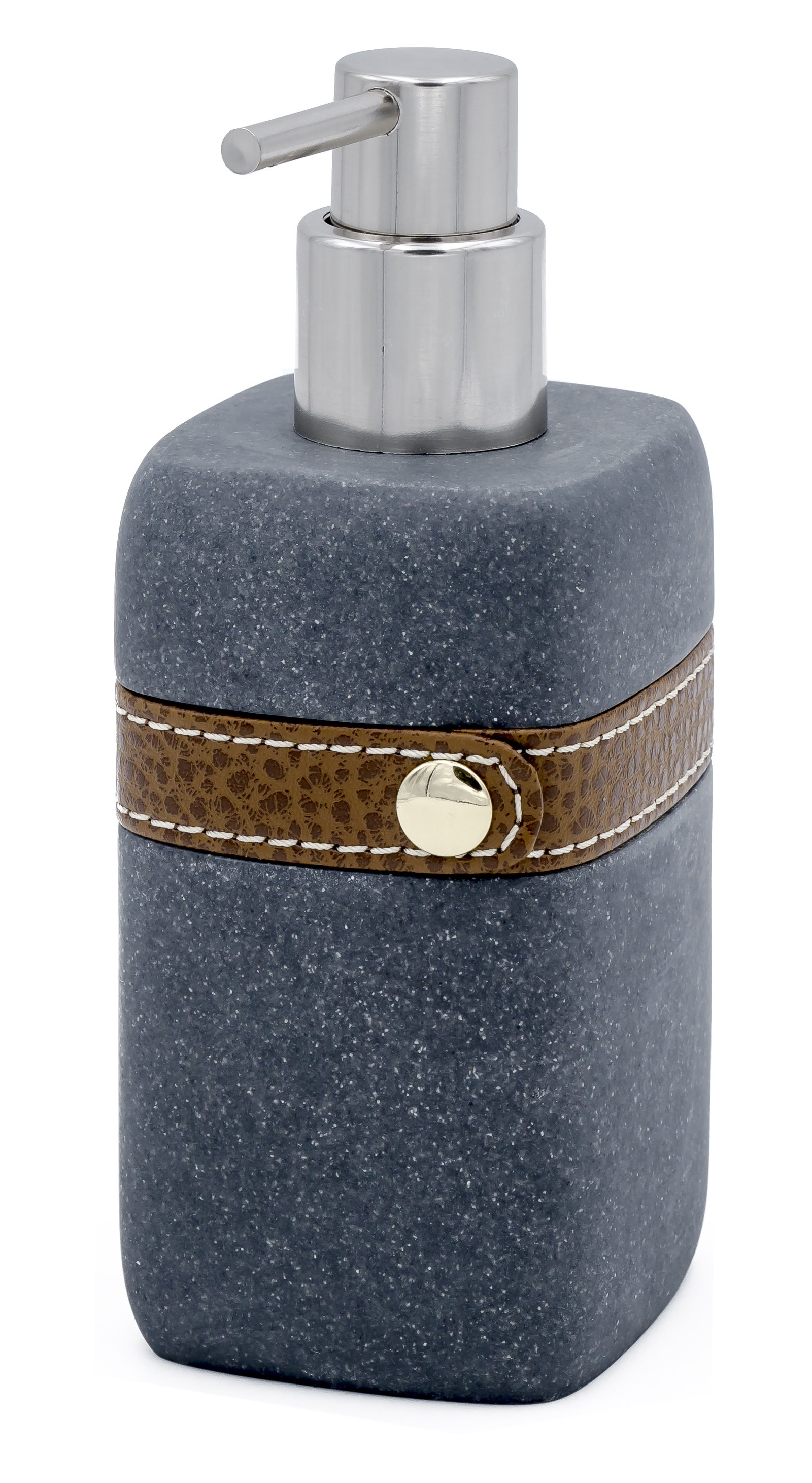 Дозатор для жидкого мыла RIDDER Superior серый