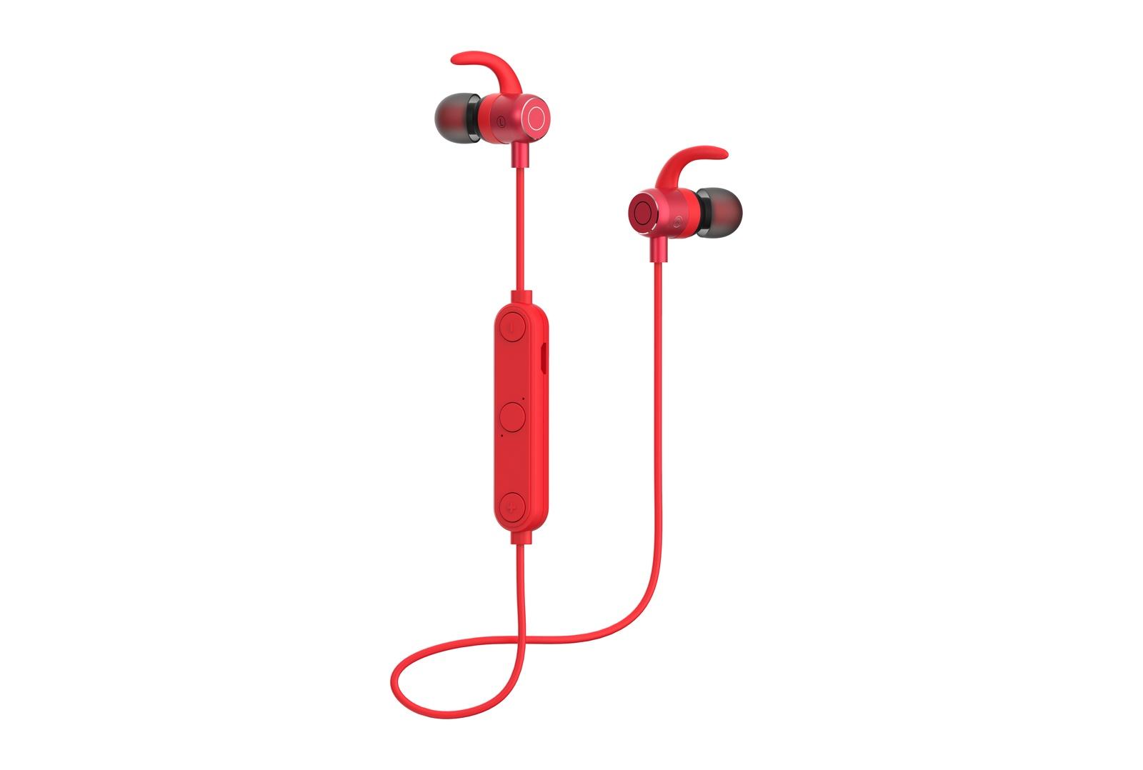 Беспроводные наушники Boosm series Bluetooth dual-earphone(EM035) black