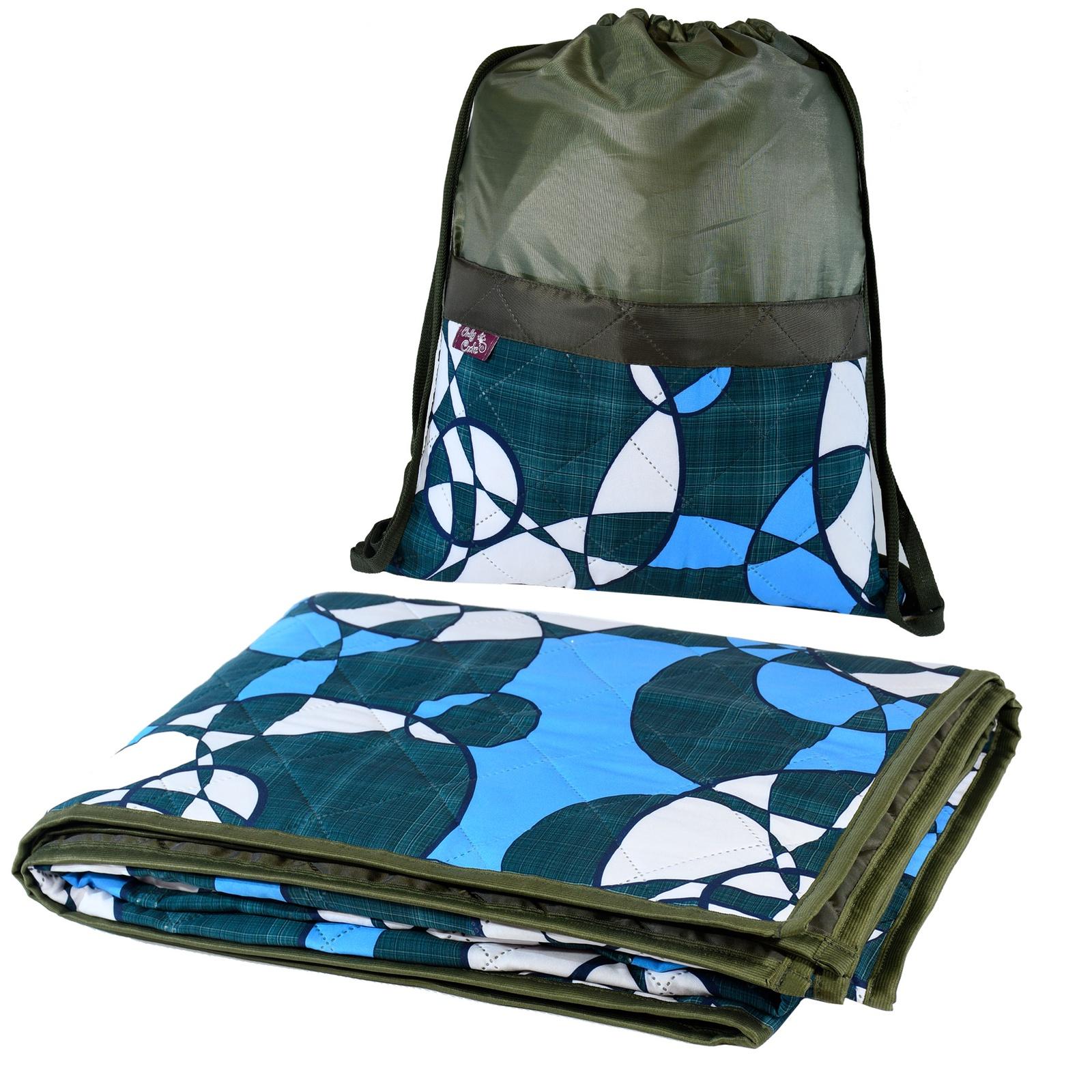 Комплект коврик и рюкзак