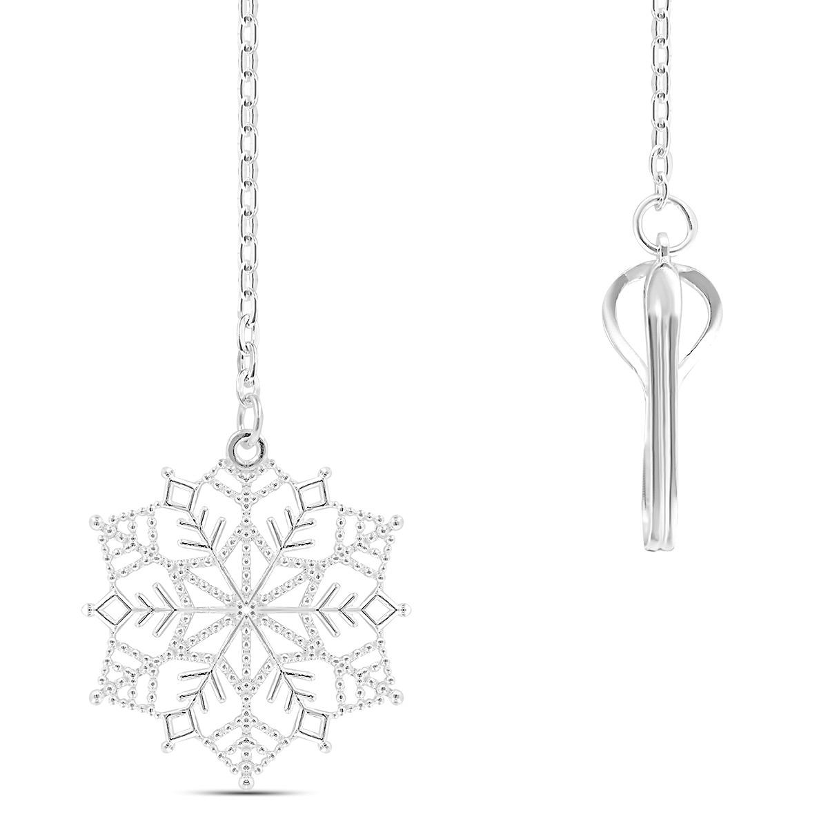 Сувенир ювелирный Серебро России из серебра (6518)