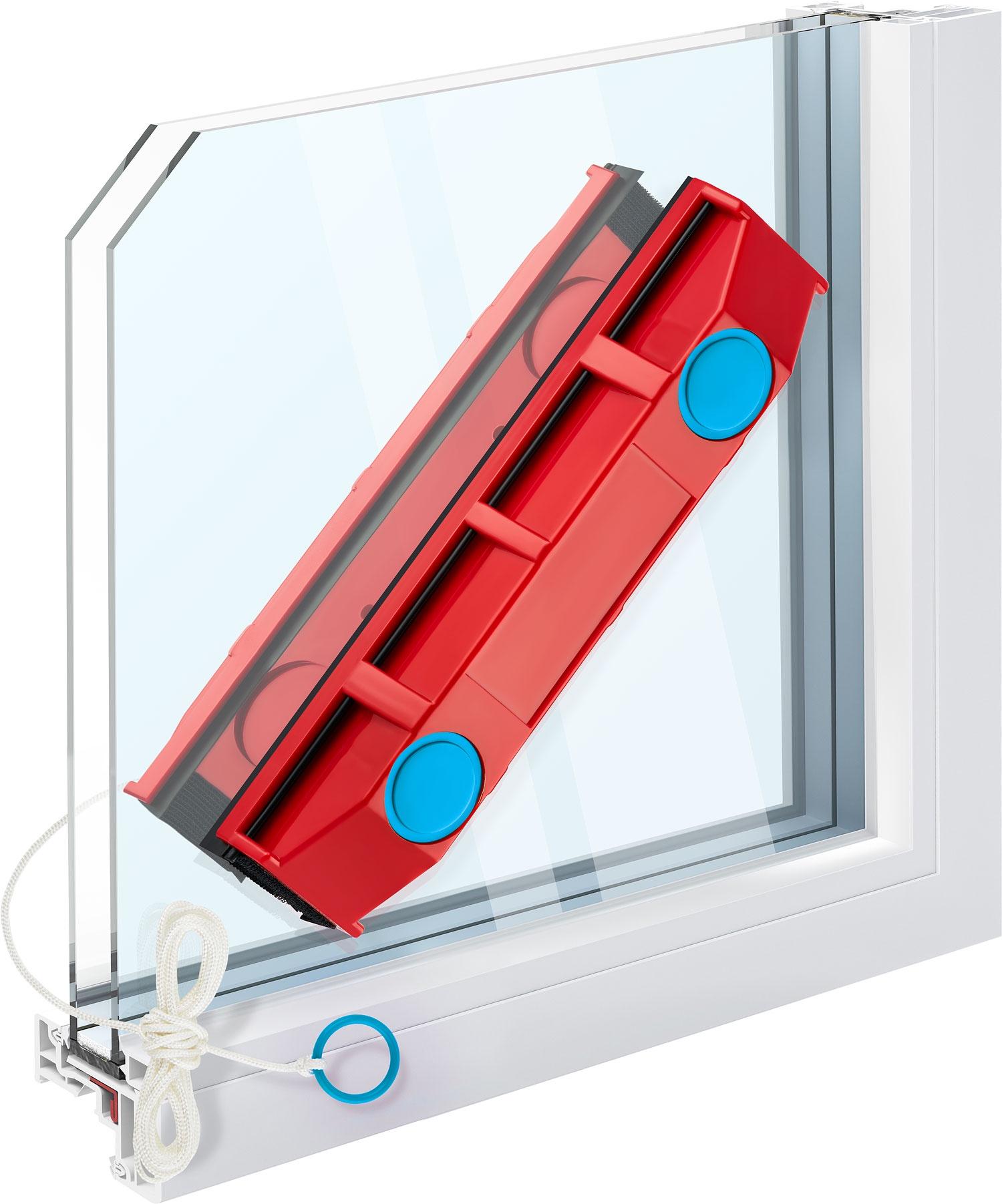 Glider - магнитная щетка для окон в Луховицах