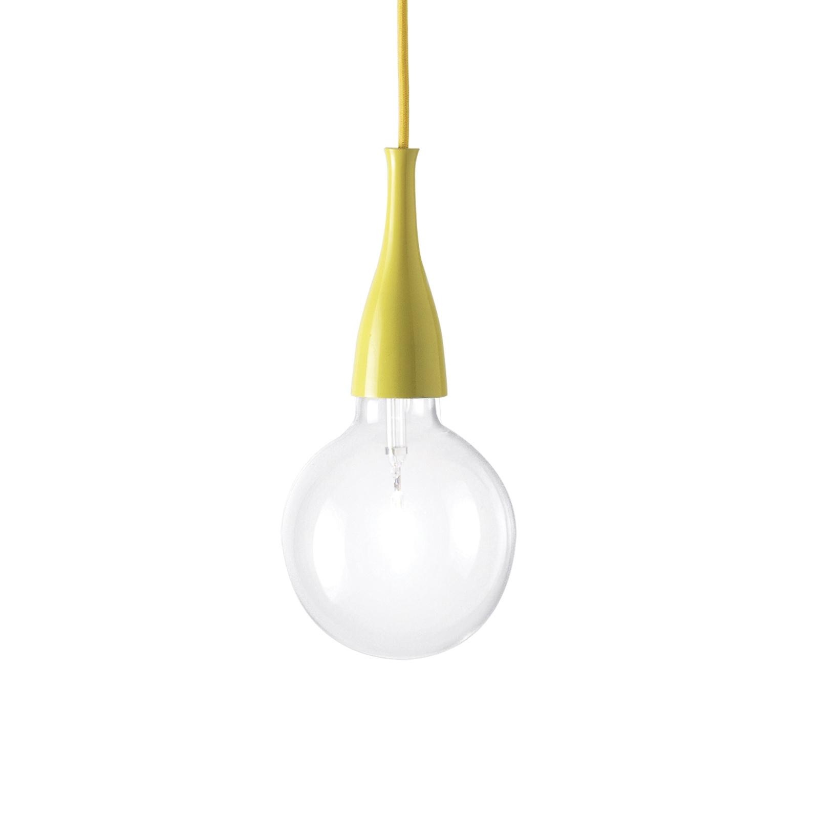 Подвесной светильник SP1 GIALLO