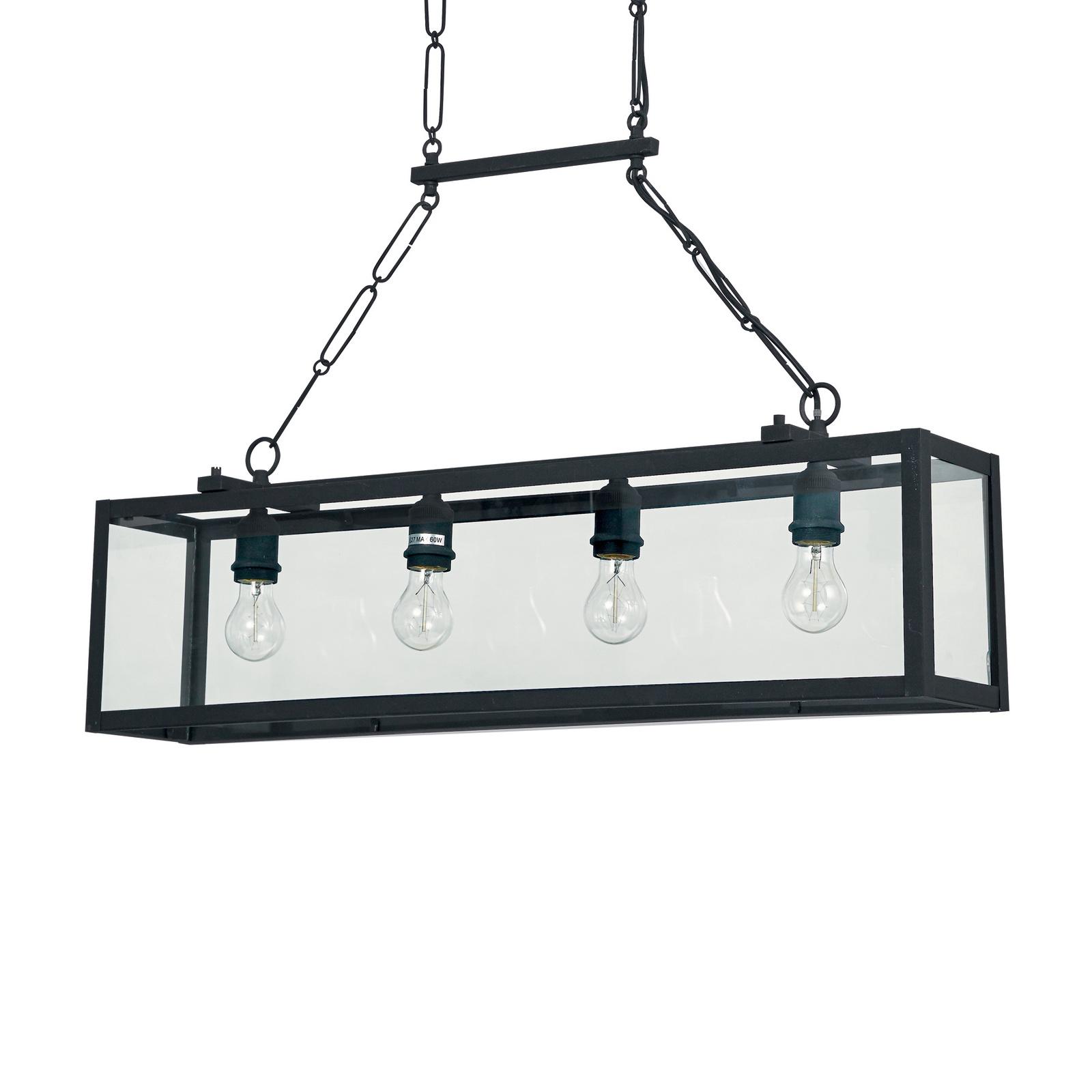 Подвесной светильник SP4 NERO