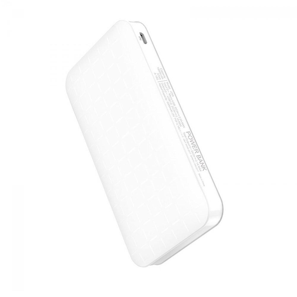 Внешний аккумулятор Hoco Power Bank J29A Coll square белый