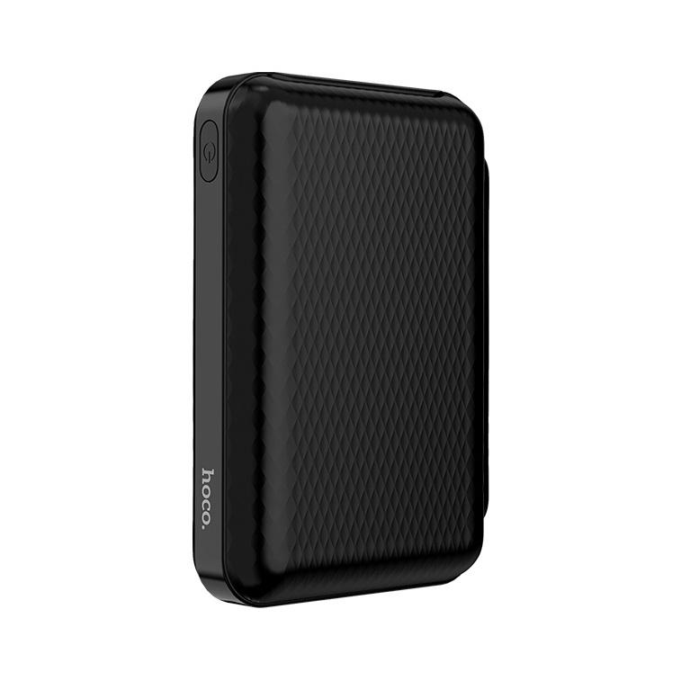 Внешний аккумулятор Hoco Power Bank J35 Sunshine mobile черный