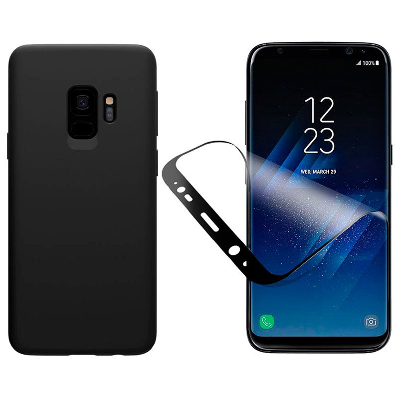 Защитная пленка Premium для Samsung Galaxy S9 цена и фото