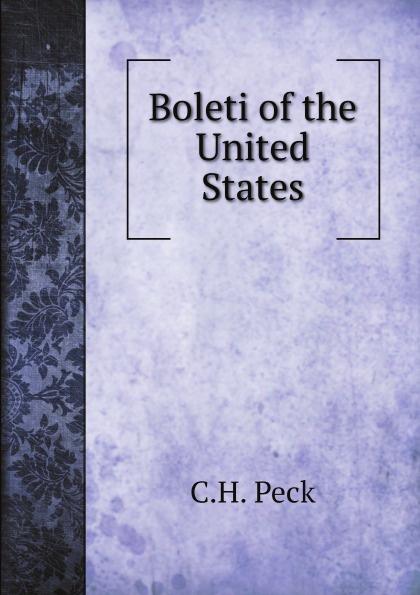 C.H. Peck Boleti of the United States the new york quarterly number 24