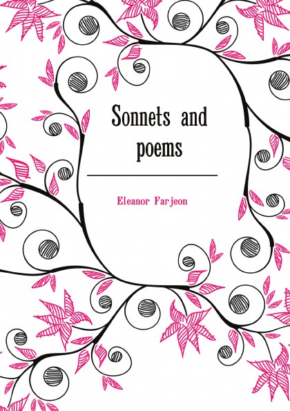 E. Farjeon Sonnets and poems