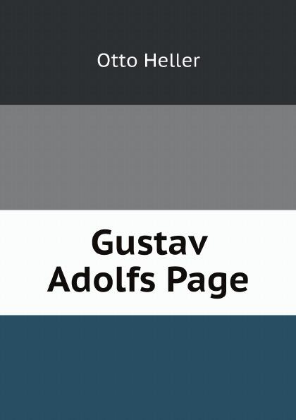 Otto Heller Gustav Adolfs Page conrad maduro page 4