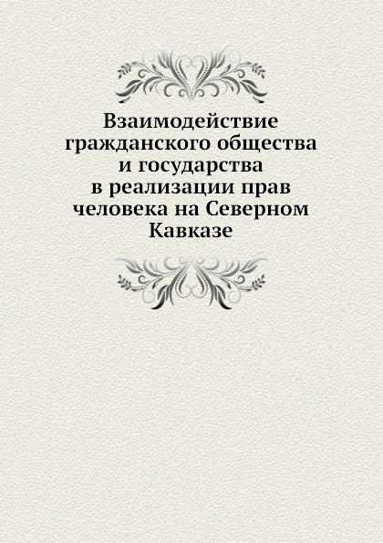 Н.В. Витрук Взаимодействие гражданского общества и государства в реализации прав человека на Северном Кавказе