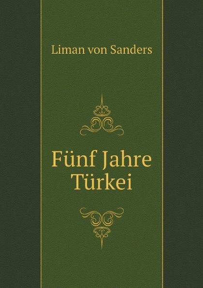 Liman von Sanders Funf Jahre Turkei nilüfer bicen zielmarkt turkei