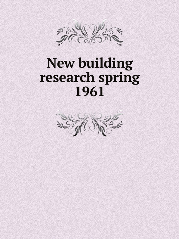 National Academy of Sciences New building research spring 1961 nap national academy press research priorities in tropical biology