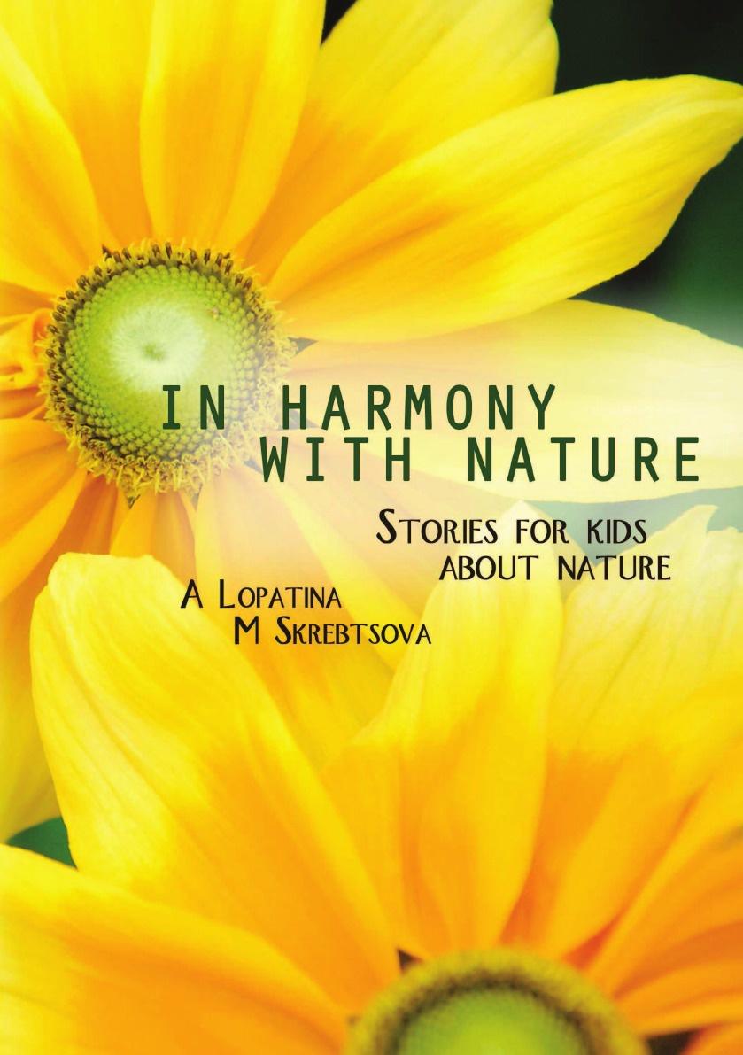 Alexandra Lopatina, Maria Skrebtsova, Rebecca Albiston In harmony with nature moritz hauptmann the nature of harmony and metre