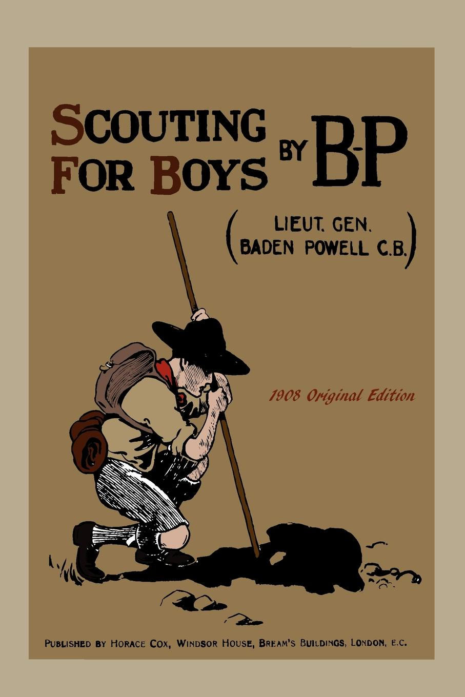Robert Baden-Powell Scouting For Boys george smyth baden powell protection and bad times