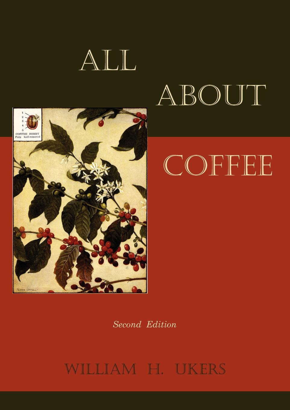 лучшая цена William H. Ukers All about Coffee (Second Edition)