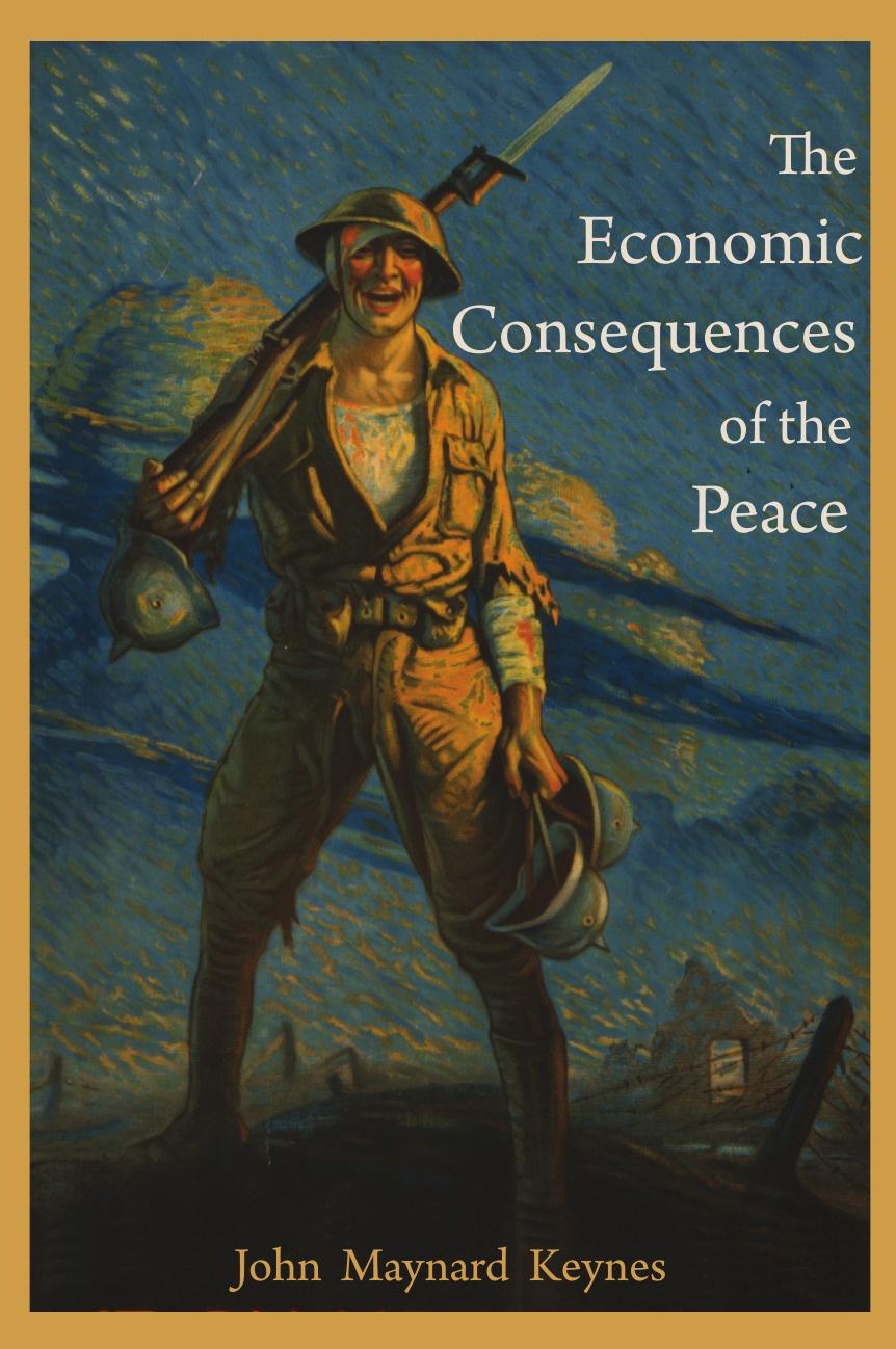 купить John Maynard Keynes The Economic Consequences of the Peace по цене 608 рублей
