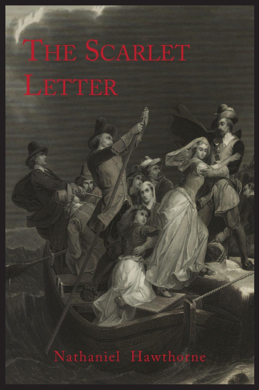 лучшая цена Hawthorne Nathaniel The Scarlet Letter