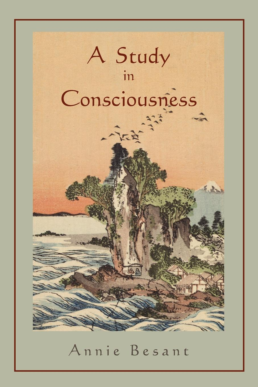 Annie Besant A Study in Consciousness. a Contribution to the Science of Psychology