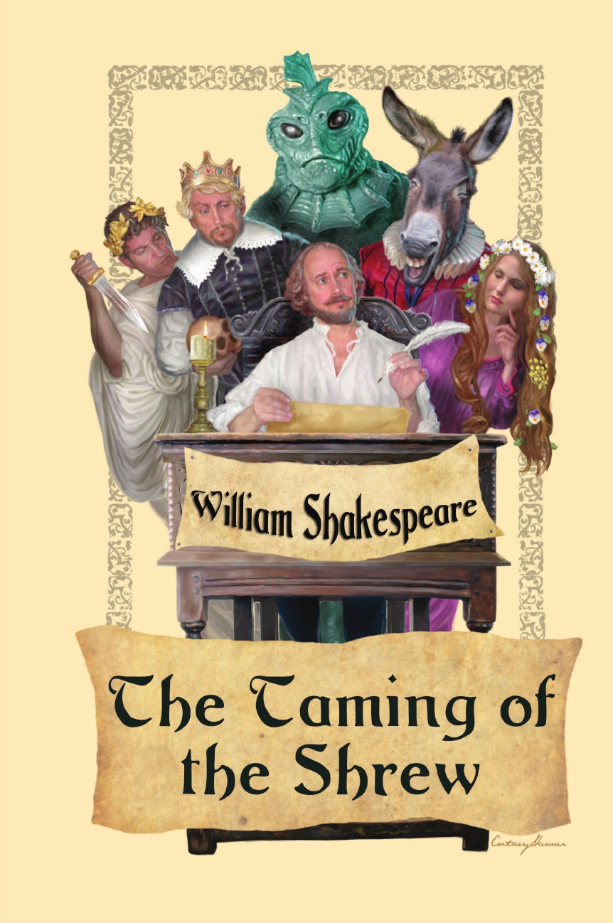 William Shakespeare The Taming of the Shrew kate bridges the midwife s secret