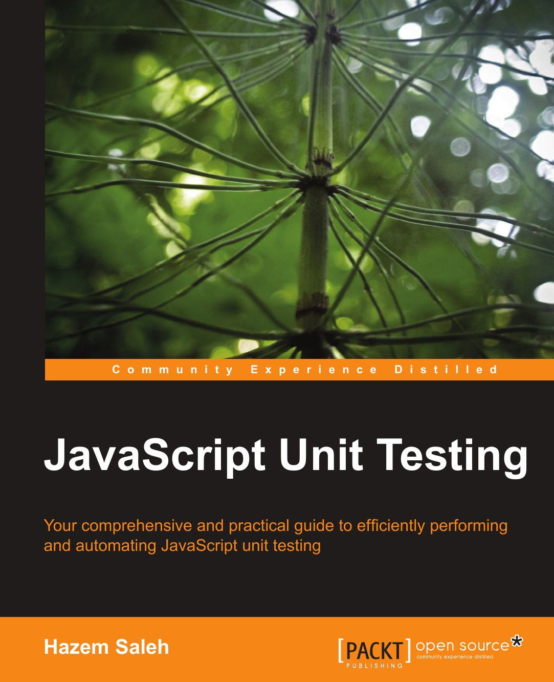 Hazem Ahmed Saleh Ahmed JavaScript Unit Testing mahmoud ali ahmed multi tragedies novel