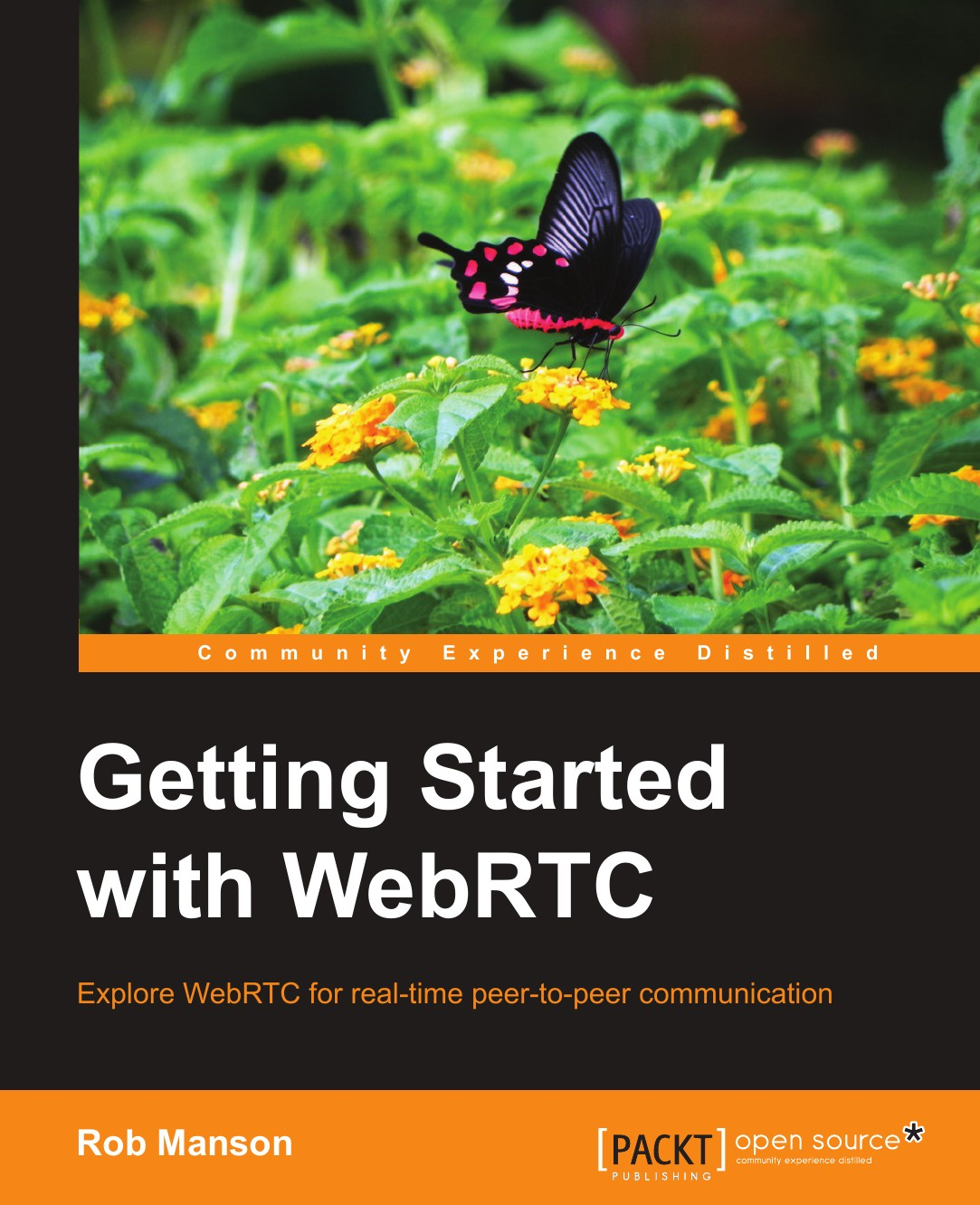 Rob Manson Getting Started with Webrtc warren brussee getting started in investment analysis