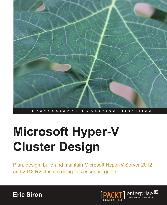 Eric Siron Microsoft Hyper-V Cluster Design yellow v neck long sleeves crossed front design sweater