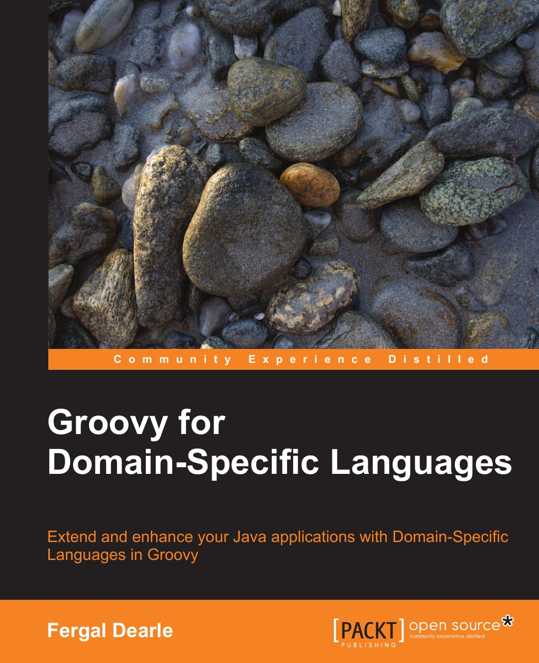 Fergal Dearle Groovy for Domain-Specific Languages трос для лука domain bear archery domain 34