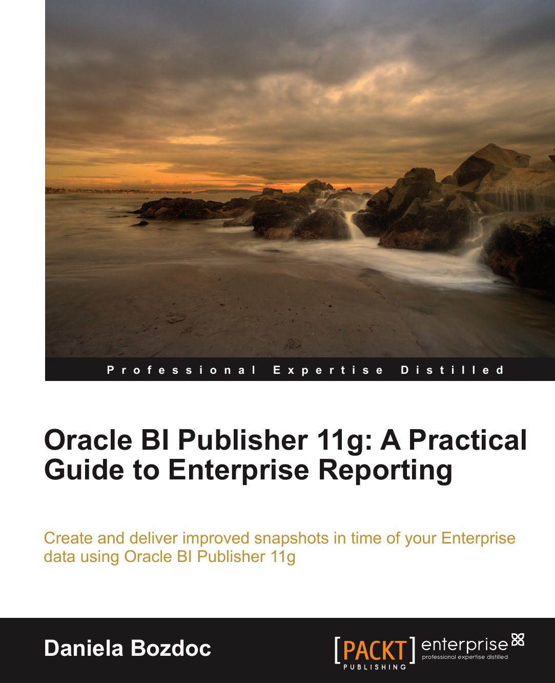 Daniela Bozdoc Oracle Bi Publisher 11g. A Practical Guide to Enterprise Reporting bradley preber j financial expert witness communication a practical guide to reporting and testimony