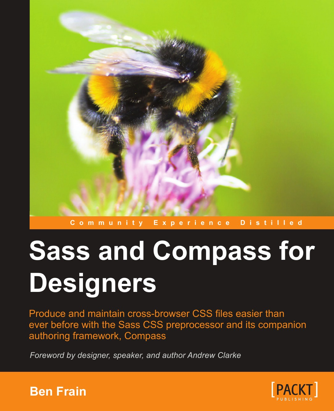 Ben Frain Sass and Compass for Designers designers at home
