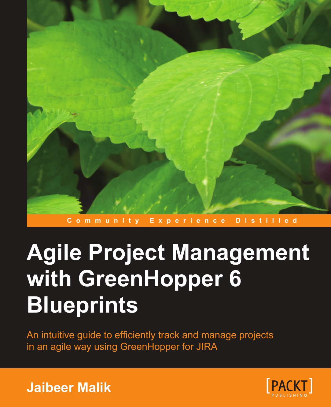 Jaibeer Malik Agile Project Management with Greenhopper 6 Blueprints mohamed msoroka project design and management knowledge and project management skills