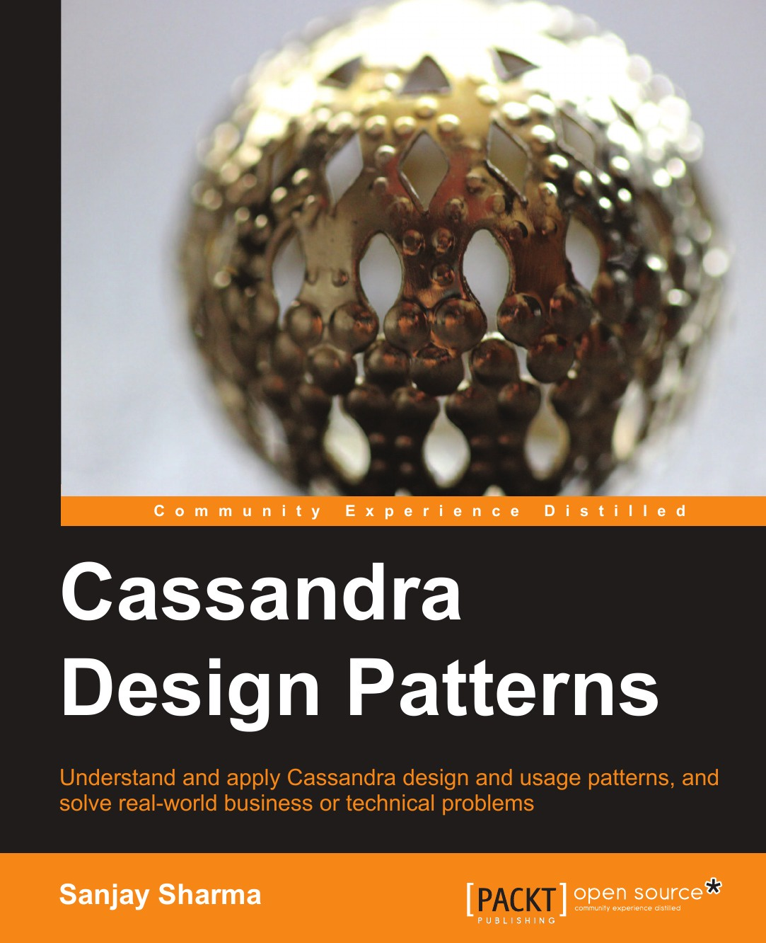 Sanjay Sharma Cassandra Design Patterns learning javascript design patterns