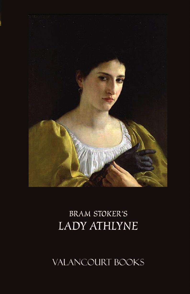 Bram Stoker Lady Athlyne