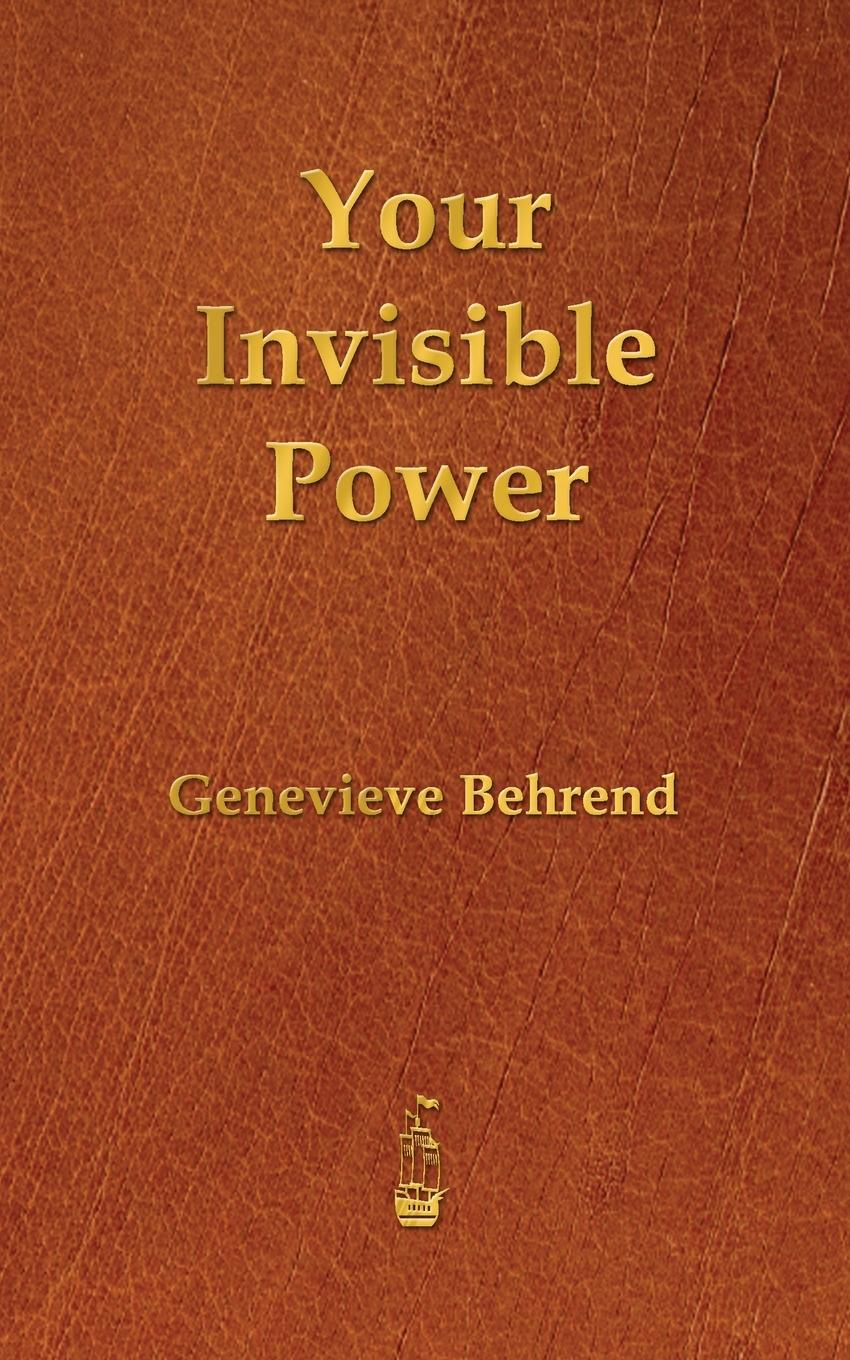 Genevieve Behrend Your Invisible Power janice canerdy expressions of faith page 4