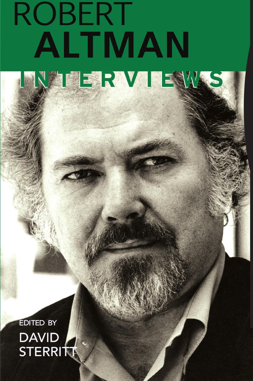 Robert Altman Robert Altman. Interviews joseph rogniat considerations sur l art de la guerre