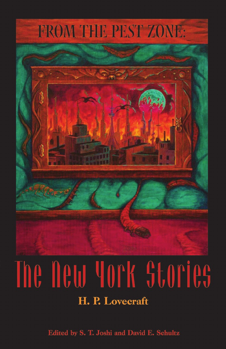H. P. Lovecraft From the Pest Zone. The New York Stories цены онлайн