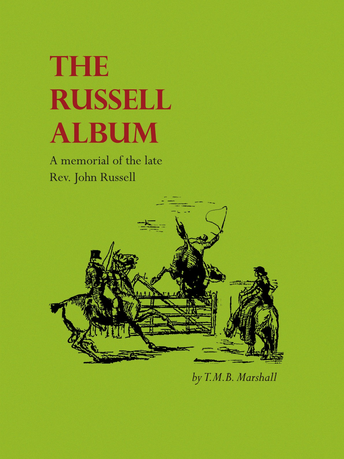 T.M.B. Marshall The Russell Album burton frederick russell the mission of poubalov
