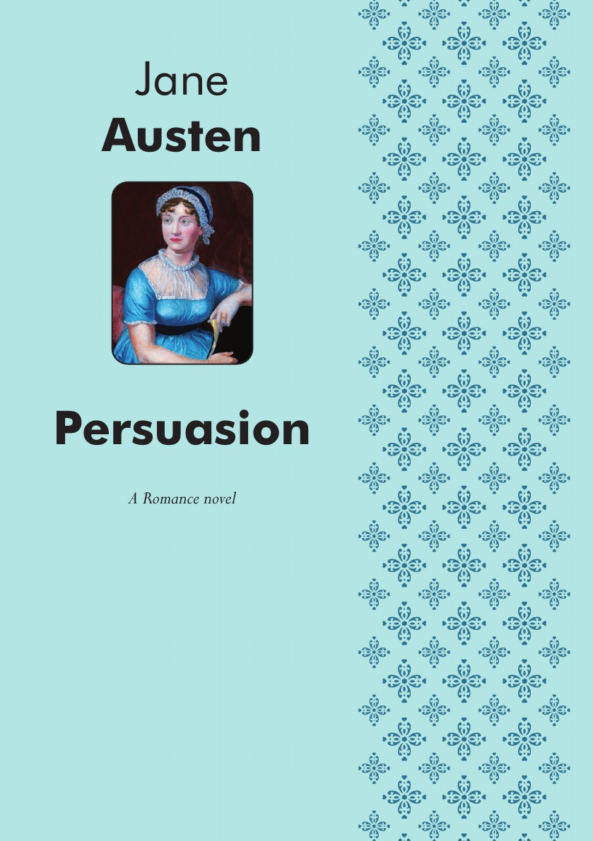 Фото - Jane Austen Persuasion. A Romance novel jane austen persuasion