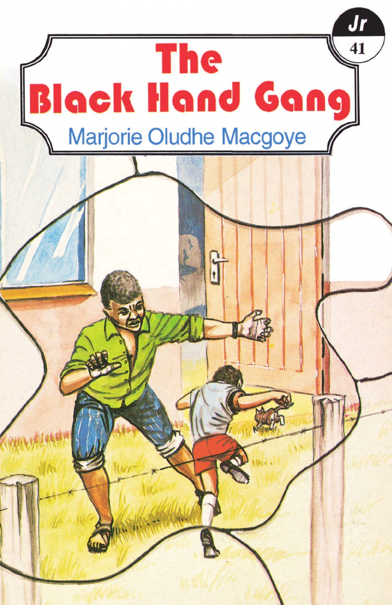 Marjorie Oludhe Macgoye, Marjorie Oludhe Macgoye The Black Hand Gang marjorie lewty a real engagement