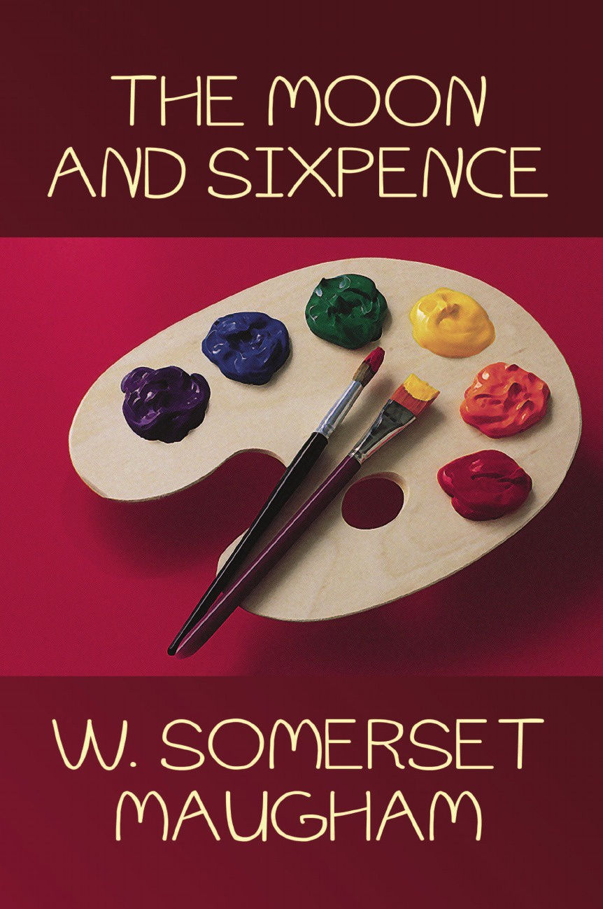 W. Somerset Maugham The Moon and Sixpence the moon and sixpence