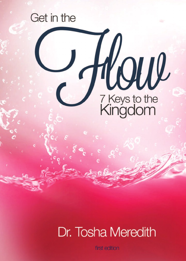 Tosha Nicole Meredith Get In The Flow. 7 Keys To The Kingdom nix g the keys to the kingdom book five lady friday