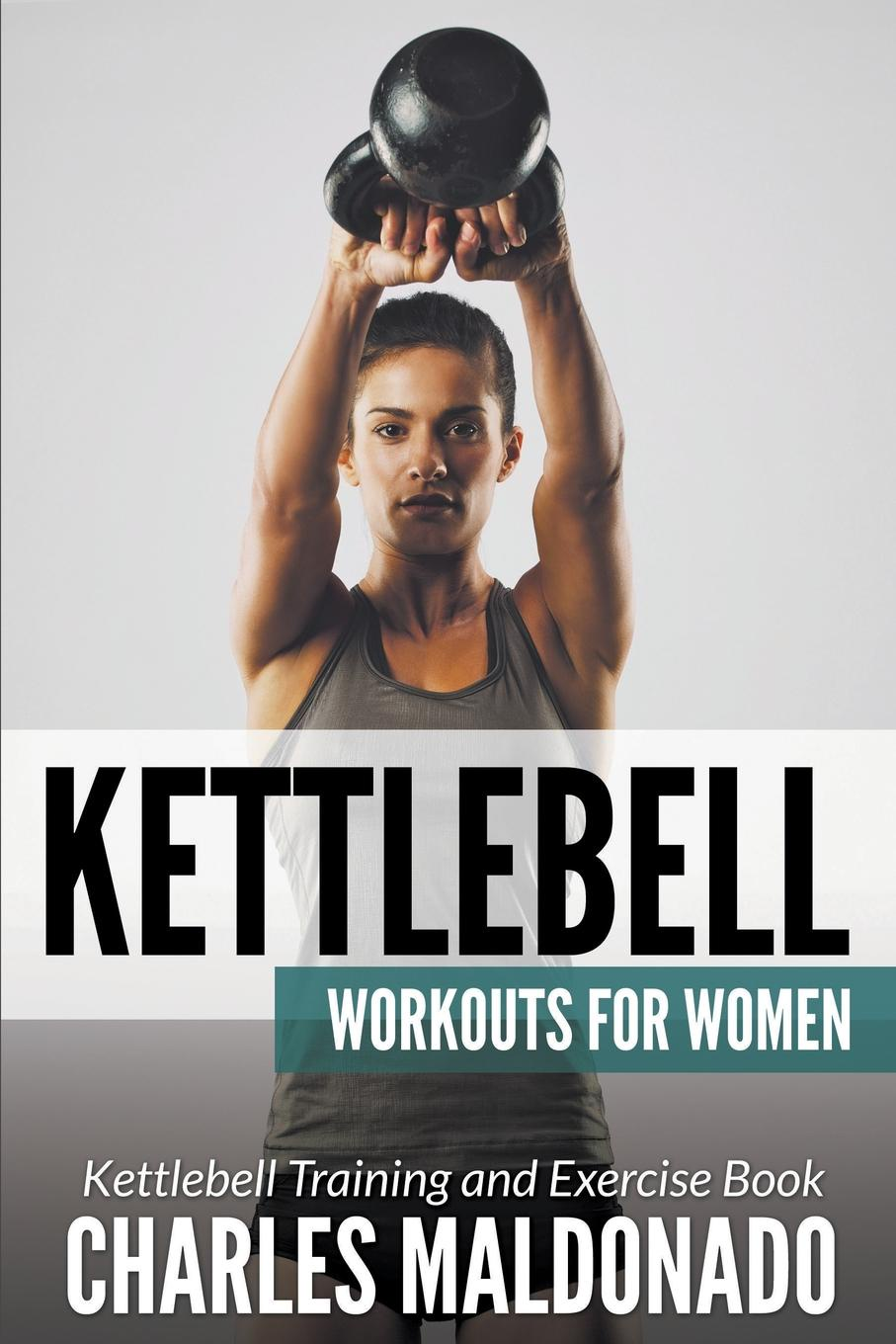 Charles Maldonado Kettlebell Workouts For Women. Kettlebell Training and Exercise Book cute faux opal inlaid kitten shape ring for women