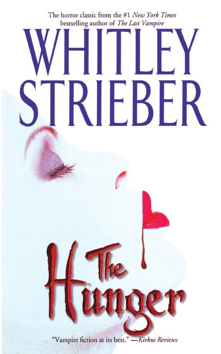 Whitley Strieber The Hunger cait london blaylock s bride