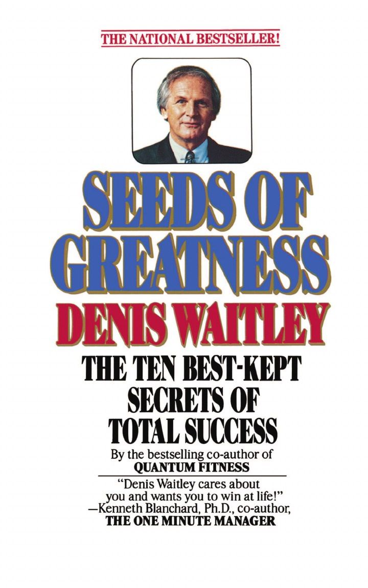 Denis Waitley Seeds of Greatness silver seeds