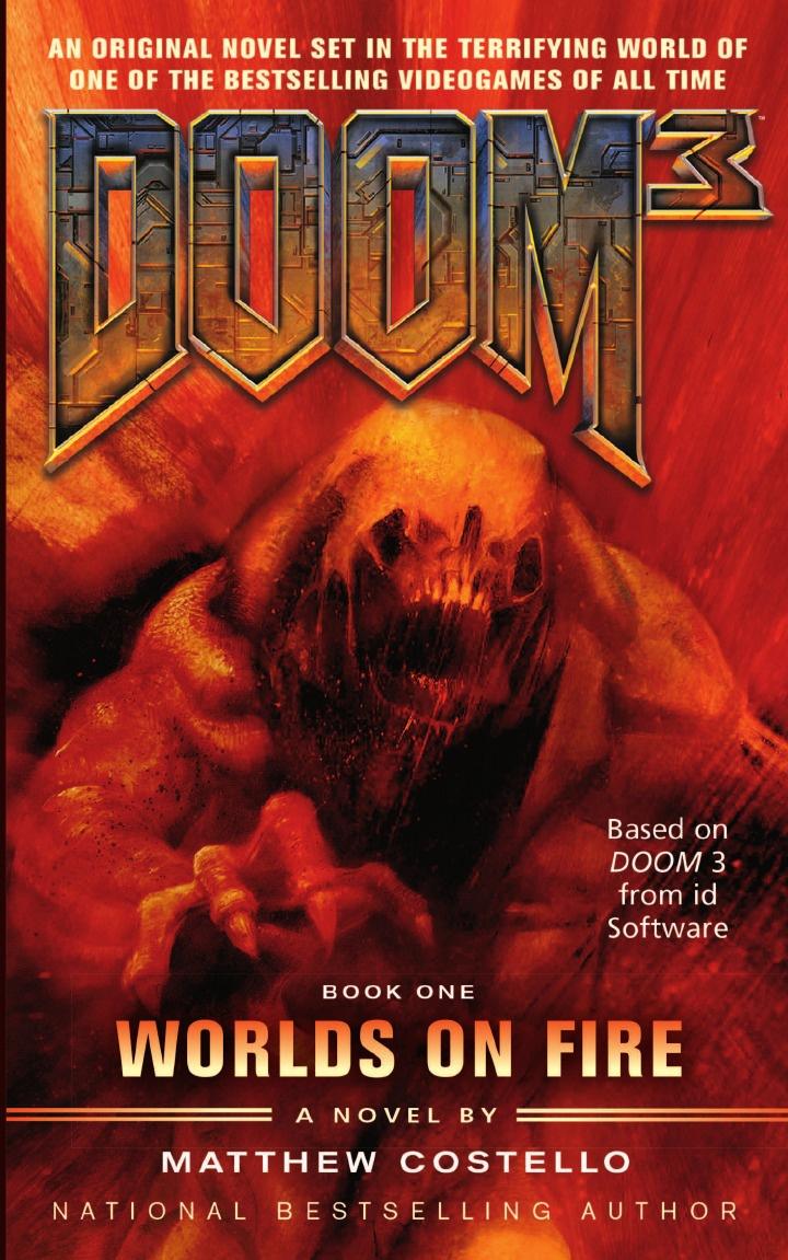 Matthew Costello Doom 3. Worlds on Fire counterfeit worlds philip k dick on film